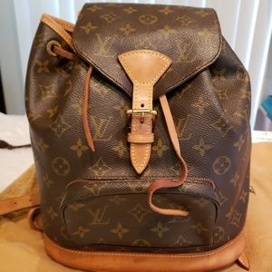 Louis Vuitton backpacks mm